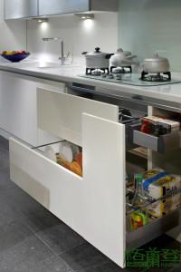 格蘭登廚具 現代極簡系列 鋼琴烤漆 台北作品 抽中抽