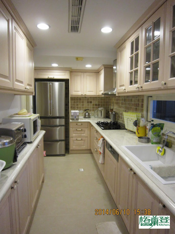 廚房整體改修 新竹陳醫生案例