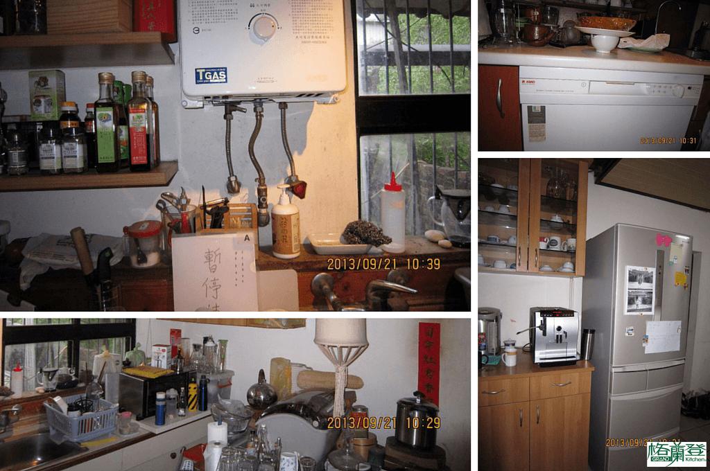 廚房改建 新竹2015陳先生 電器