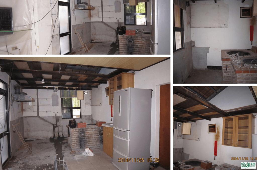 廚房改建 新竹2015陳先生 拆除