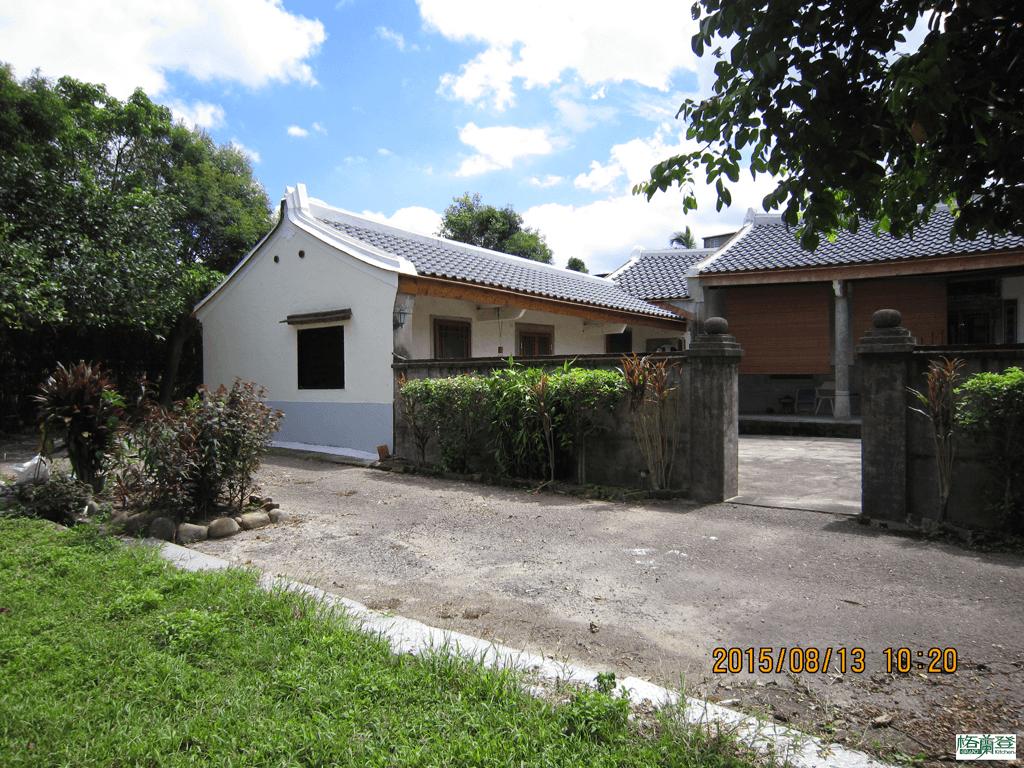 廚房改建 新竹2015陳先生 三合院