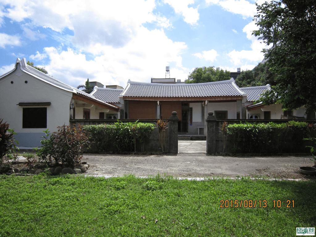 廚房改建 新竹2015陳先生 三合院正門