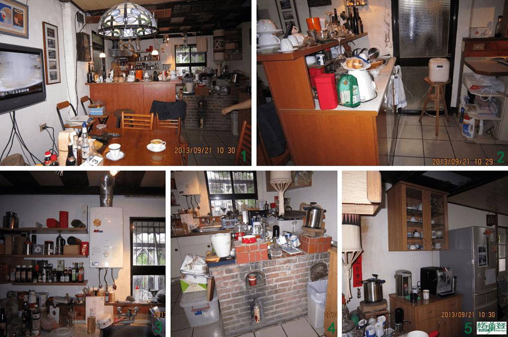 廚房改建 新竹2015陳先生 原廚房各處細節照