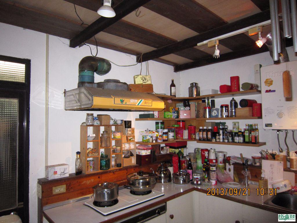 廚房改建 新竹2015陳先生 抽油煙機與爐具