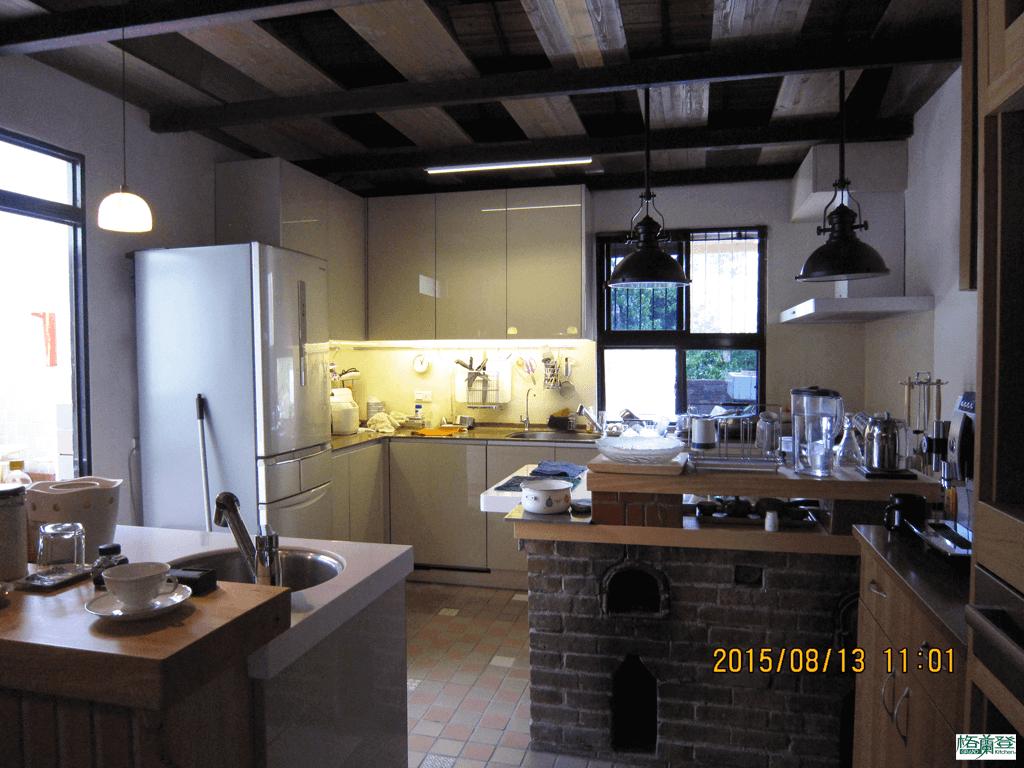 廚房改建 新竹2015陳先生 廚房完工照