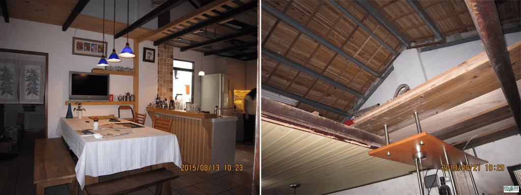 廚房改建 新竹2015陳先生 天花板