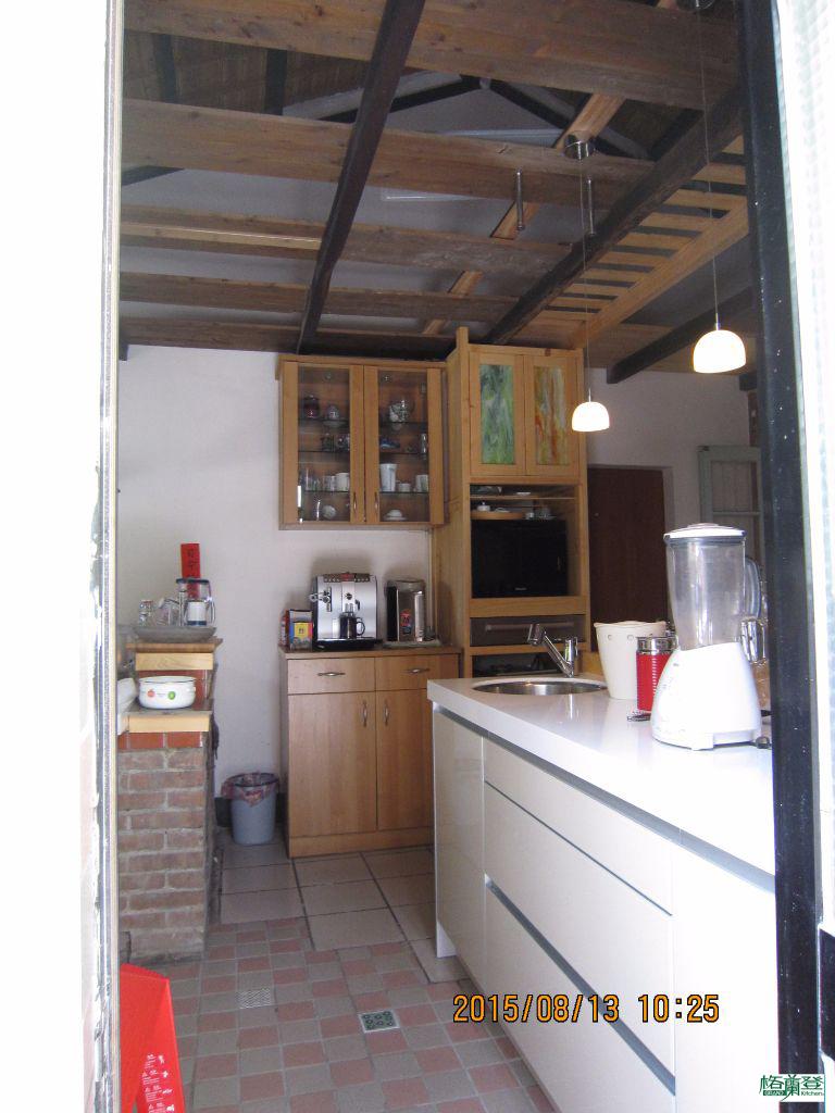 廚房改建 新竹2015陳先生 地板
