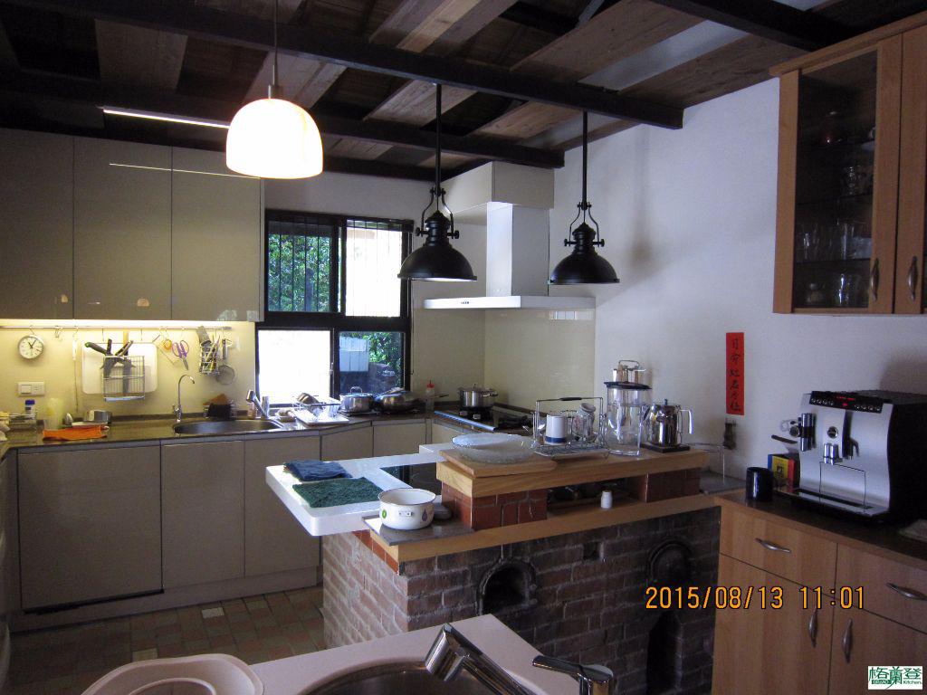 廚房改建 新竹2015陳先生 方位