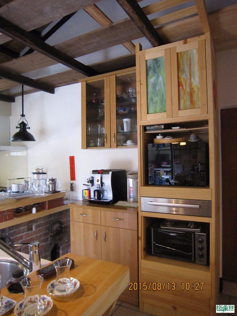 廚房改建 新竹2015陳先生 電器櫃