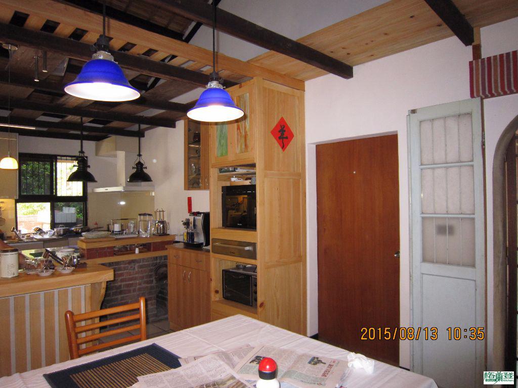 廚房改建 新竹2015陳先生 新廚房