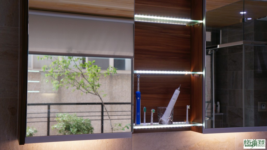 格蘭登新竹門市施公館案例-LED發光條