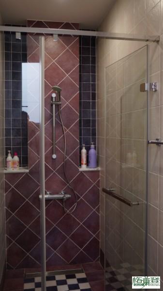 格蘭登新竹門市施公館案例-女兒衛浴