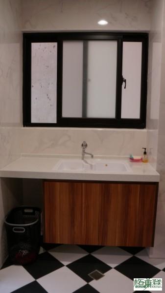 格蘭登新竹門市施公館案例-洗衣房