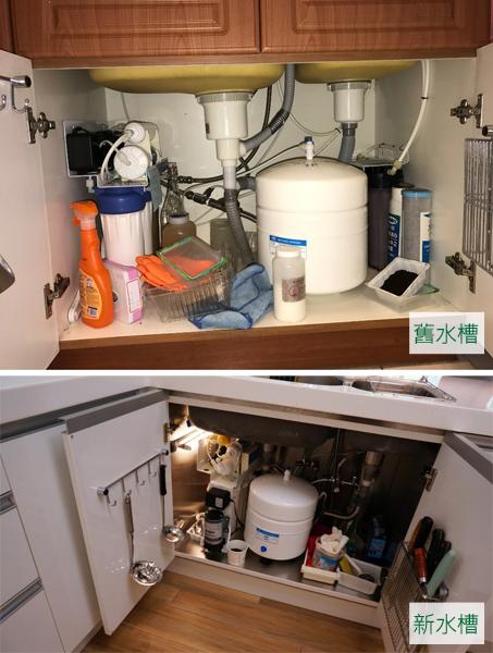 全能廚房改造:水電配置