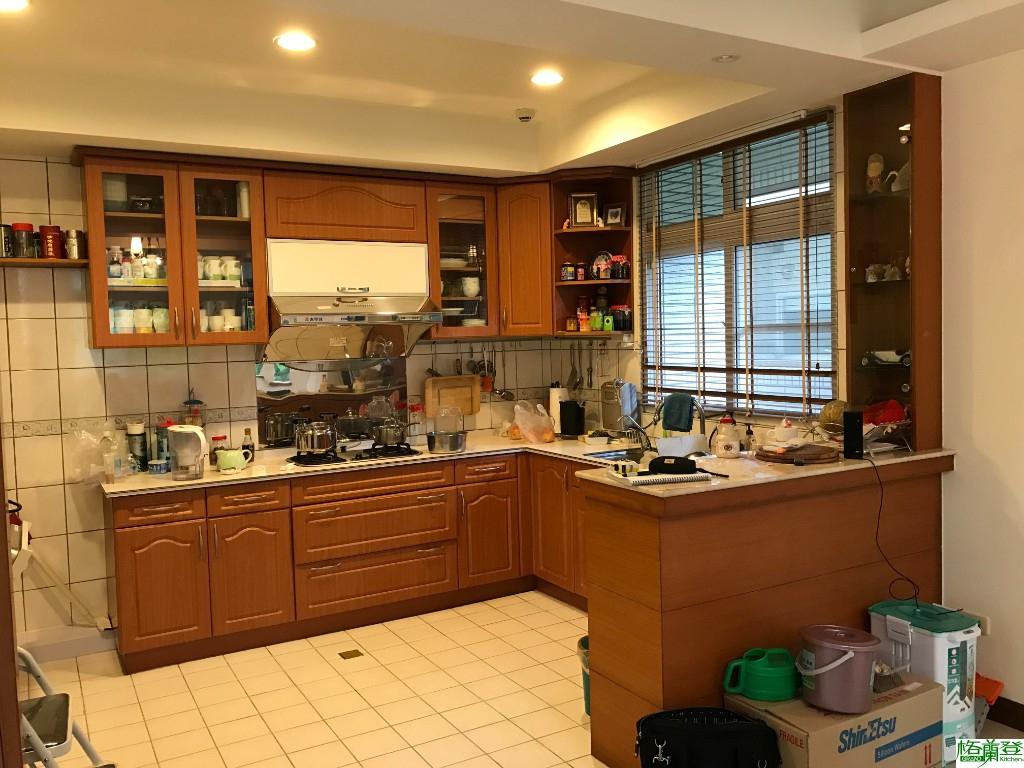 王公館原本的廚房