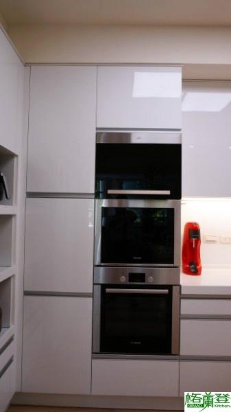 全能廚房改造:電器櫃配置
