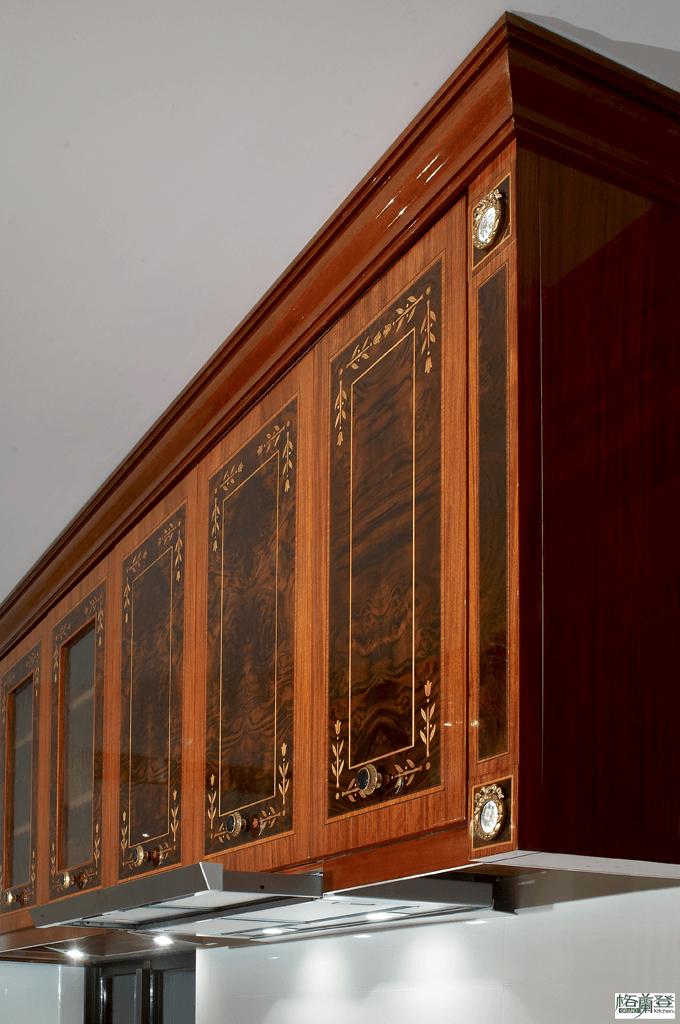 格蘭登台北門市案例 2010 古典奢華 櫃門欣賞