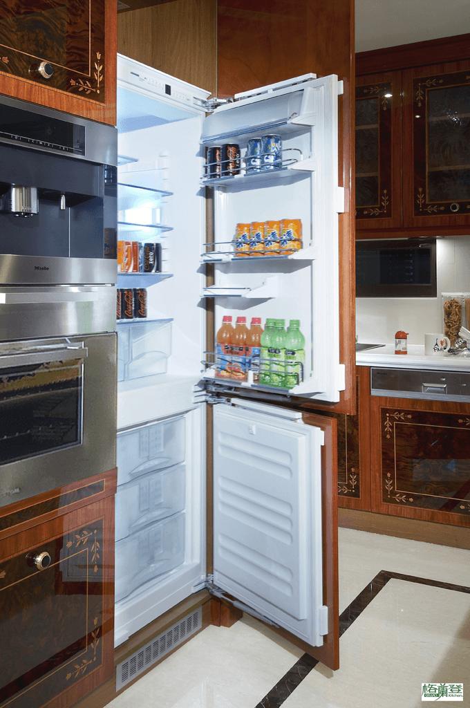 格蘭登台北門市案例 2010 古典奢華 冰箱