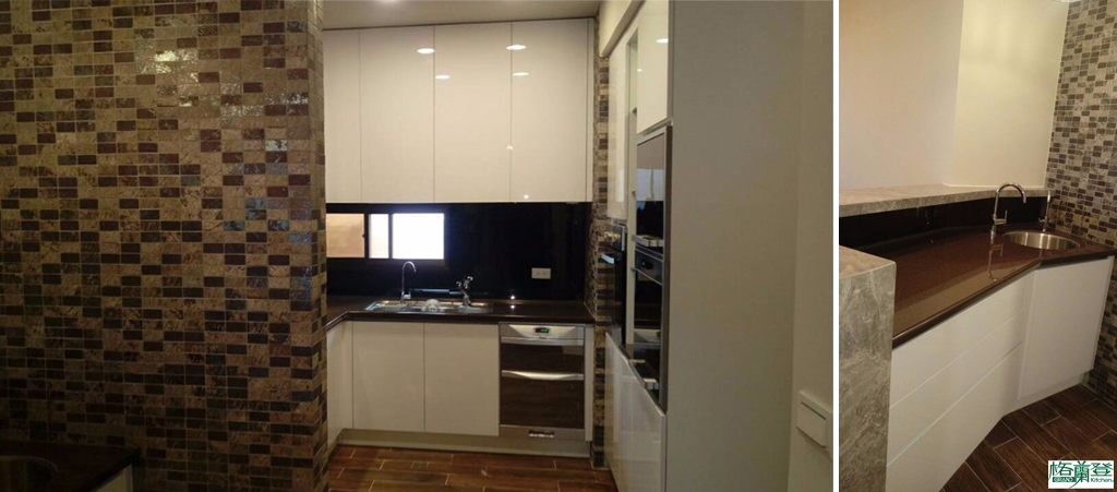 廚房事是一起分擔的事 我家的廚房設計(格蘭登台北門市)