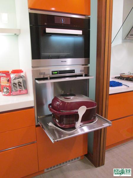 台北2016簡太太案例 炊飯鍋收納櫃