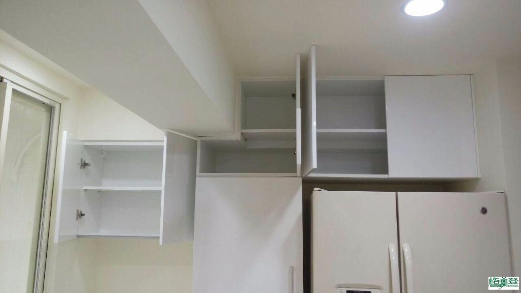 台北2016孫老師案例 吊櫥包樑
