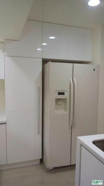 台北2016孫老師案例 吊櫥包樑外觀