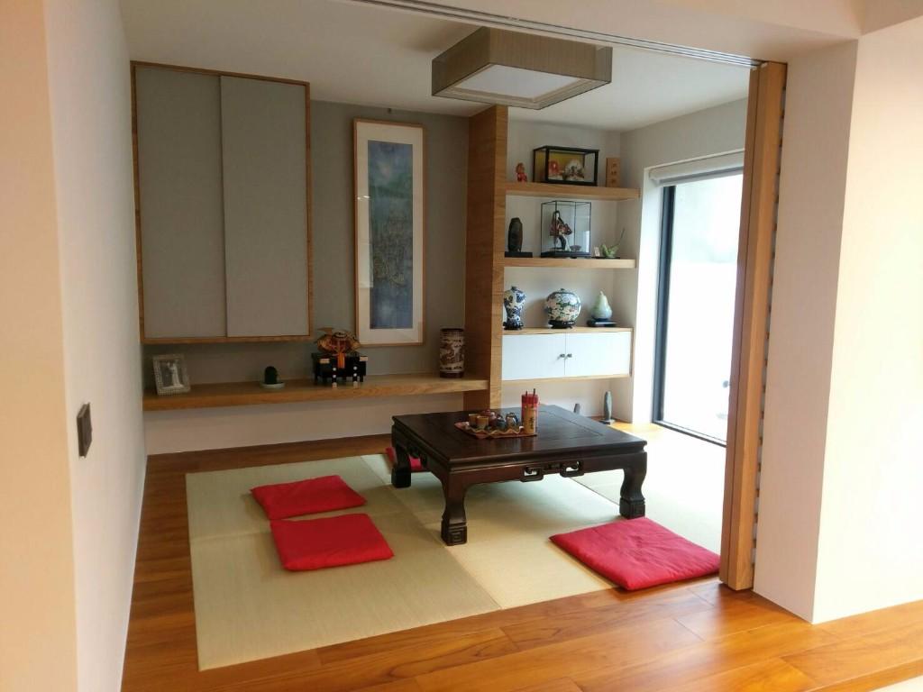 台北2016洪先生案例 和室