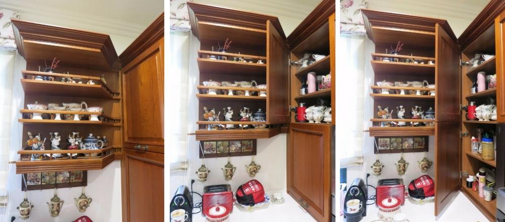 廚房設計 轉角空間運用