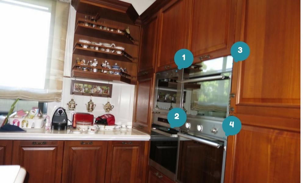 龍太太廚房 電器櫃