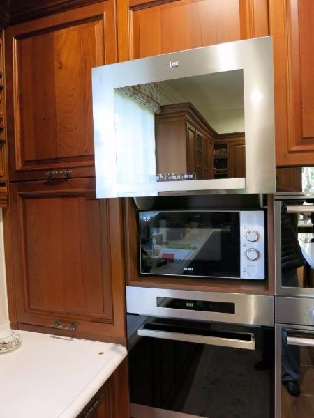 廚房設計 電器櫃