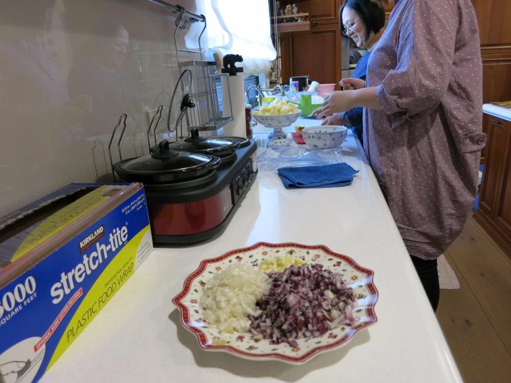 龍太太使用中的廚房