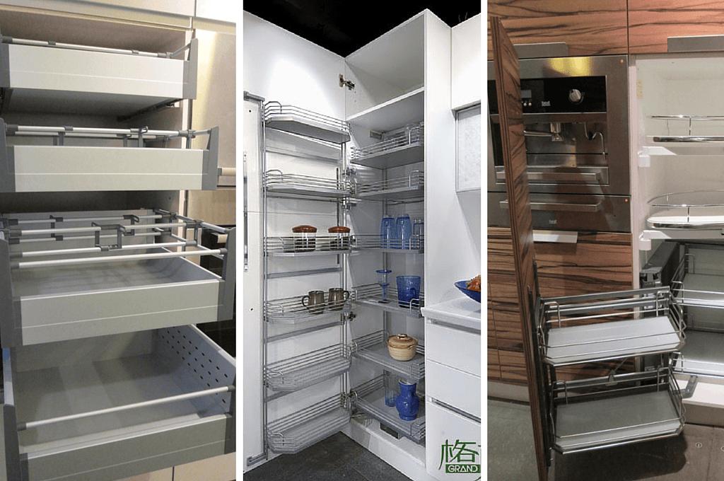 廚房知識交流 收納 收納櫃