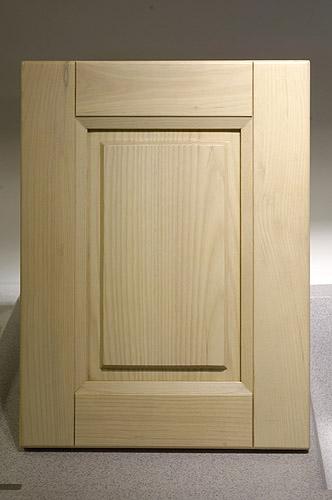 廚房知識分享-梣木實木門板