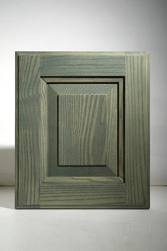 廚房知識分享-梣木水洗綠實木門板