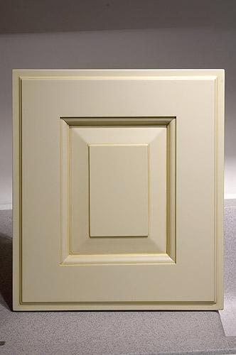 廚房知識分享-法式楓木實木門板