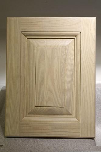 廚房知識分享-白橡木實木門板