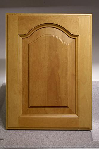 廚房知識分享-山毛櫸實木門板