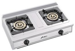 爐具挑選五大準則 傳統式台爐
