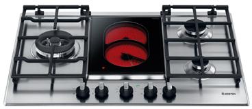 爐具挑選五大準則 Teka瓦斯爐+電陶爐