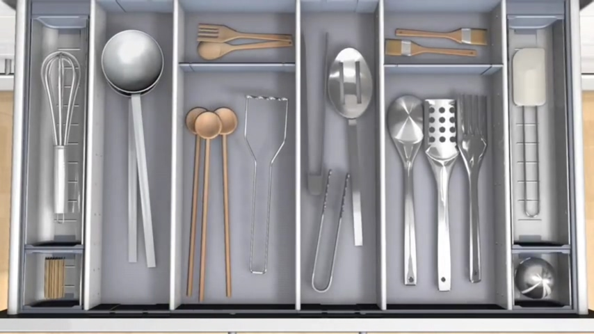 廚房知識分享 烘焙器具收納