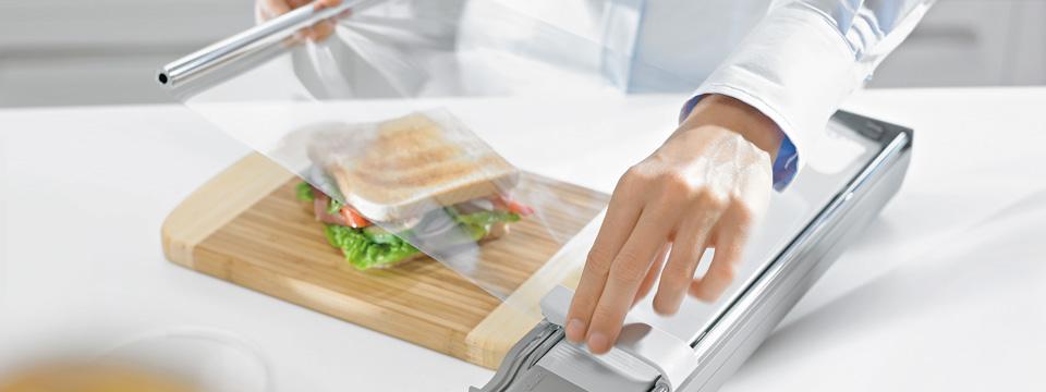 廚房知識分享 Blum保鮮膜切割器