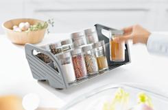 廚房知識分享 Blum調味料罐架