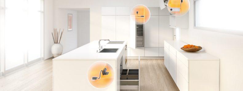 廚房知識交流 電動五金 享受讓生活更輕鬆的魔法