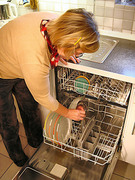 洗碗機 歐美普及廚房家電