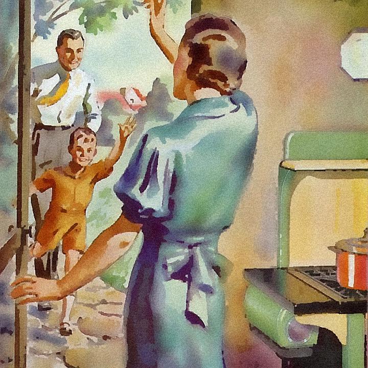 廚房與家庭生活密不可分 發現你心中廚房的模樣