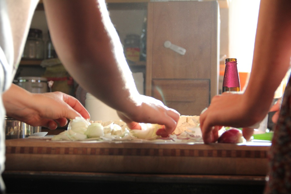 廚房與家庭 一起動手做料理