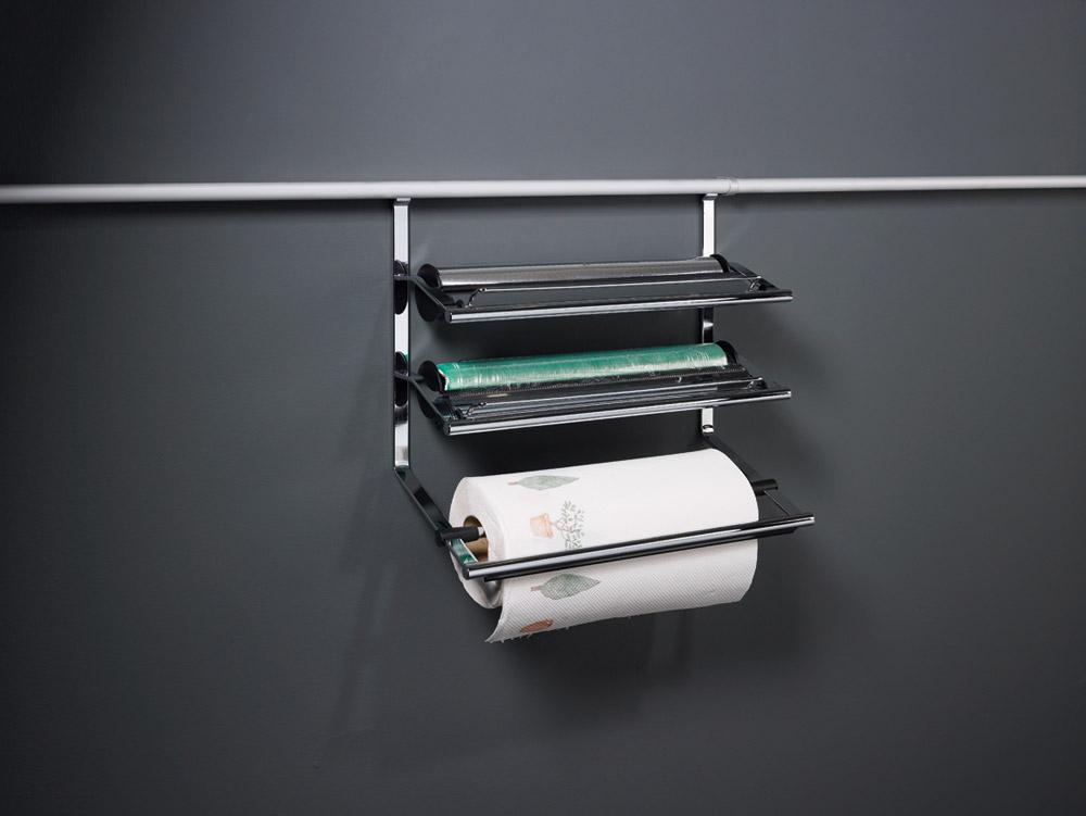 質感廚房五金KESSEBOHMER 3-level roll holder