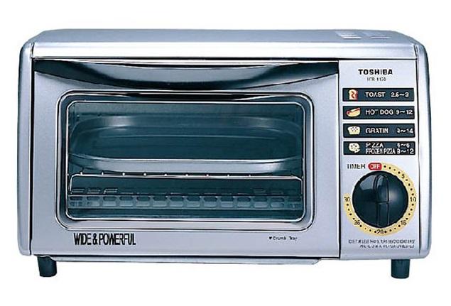 烤箱世界 Toshiba9L電烤箱