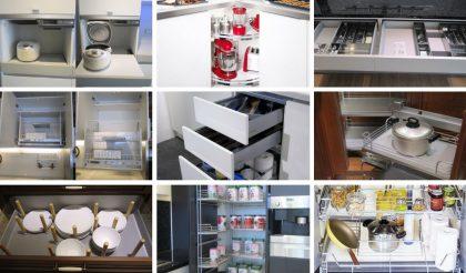 七種廚房收納 打造你的得心應手廚房
