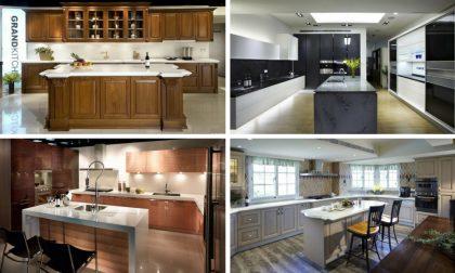 古典風、鄉村風、現代風,尋找你愛的廚房風格